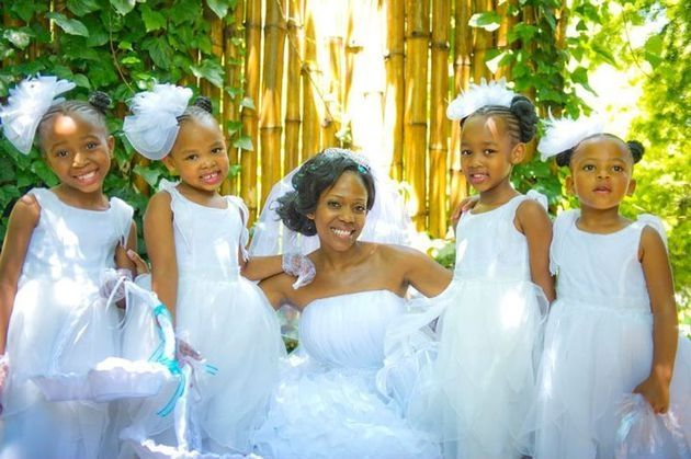 Image Result For African American Flower Girl Hairstyles Flower