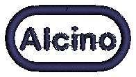 Alcino Name - Machine Embroidery Designs