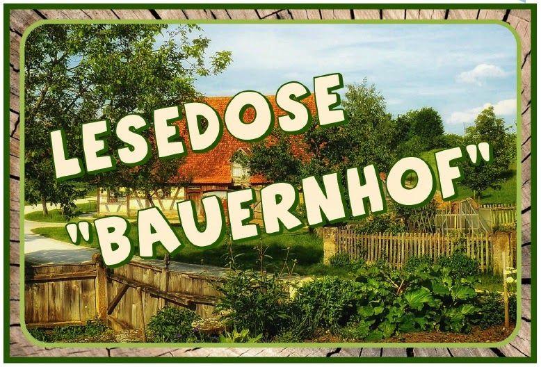 Gastmaterial - Lesedose Bauernhof | School / Kids / Crafts ...