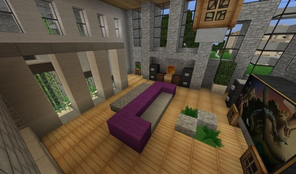 Fabelhafte Minecraft Wohnzimmer Ideen Wohnzimmer Minecraft Die Ideen