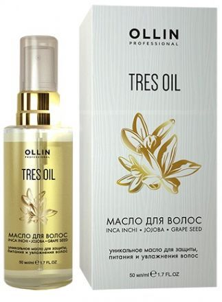 Масло для волос Tres Oil, OLLIN Care