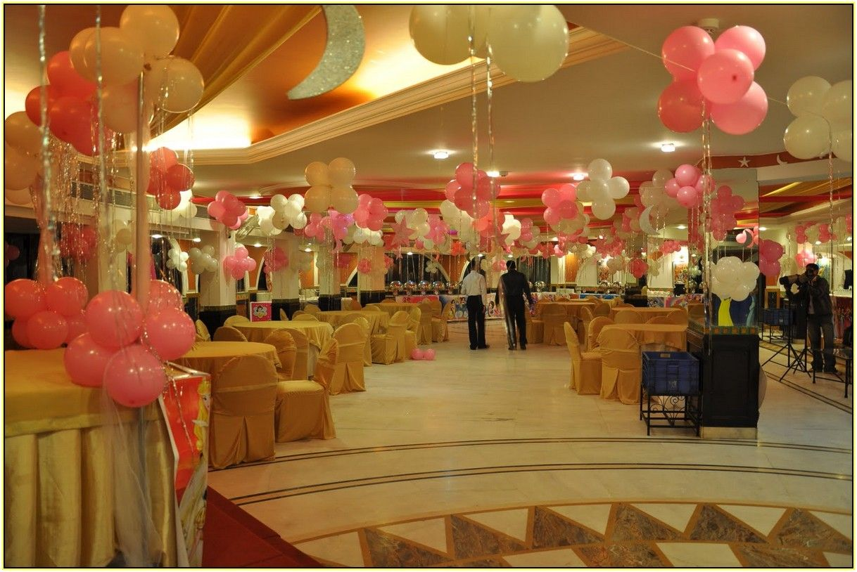 Cocktail Party Themes Ideas Part - 26: Balloon Party Decorations