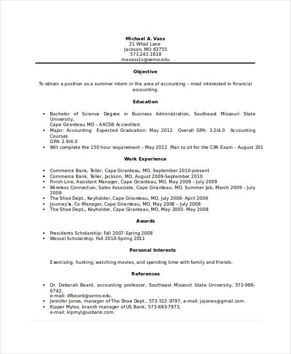How To Write A Resume For A Scholarship Resume Examples Bank Teller  Resume Examples  Pinterest  Sample .