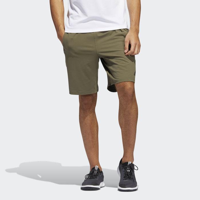 adidas 4krft sport ultimate 9-inch knit shorts