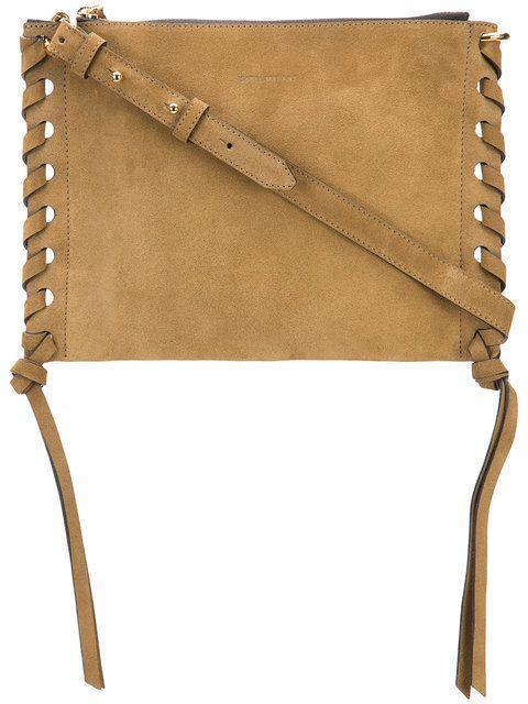 ISABEL MARANT Zoe shoulder bag. #isabelmarant #bags #shoulder bags #suede #