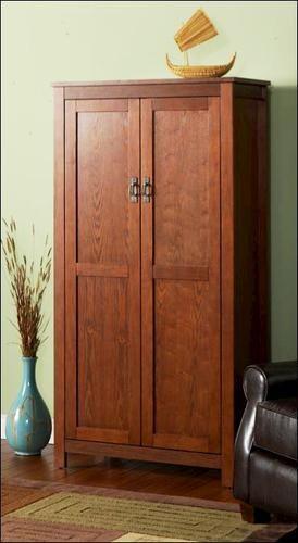 31 Ten Spring Street Mission Storage Cabinet At Menards