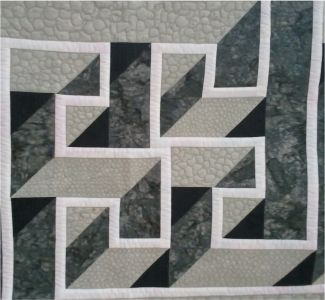 Labyrinth Walk   Christmas Quilt   Pinterest   Kansas, Patterns ... : free labyrinth quilt pattern - Adamdwight.com