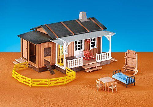 Playmobil Add-On Series - Big Western Farm