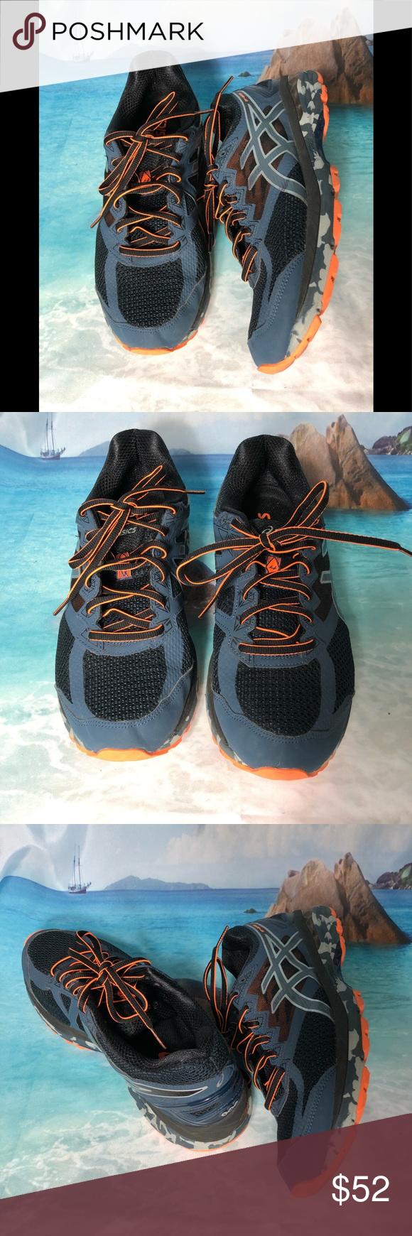 ASICS GT 2000 Trail Shoe Shoe Men's 8.5 ASICS GT 2000 Trail
