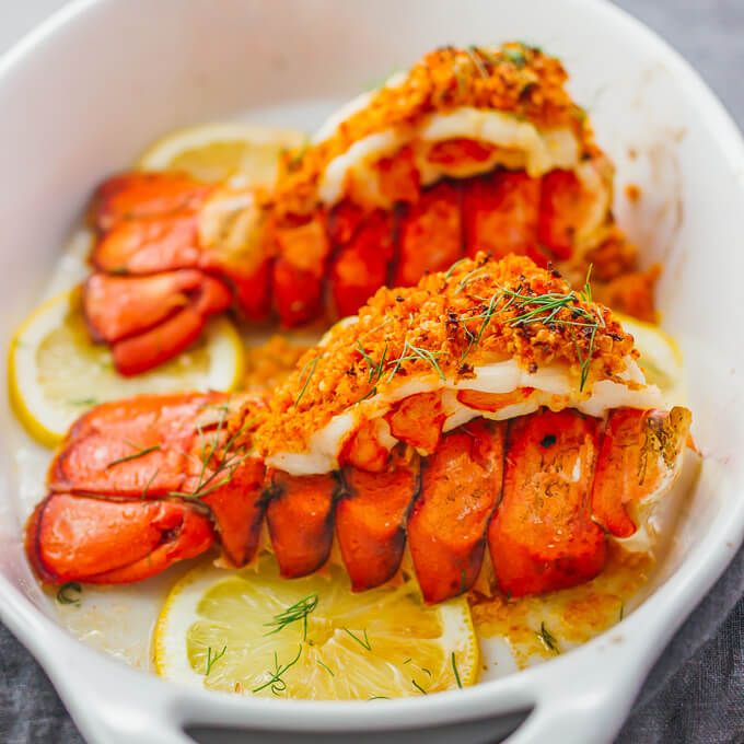 How To Boil A Lobster Tail Video