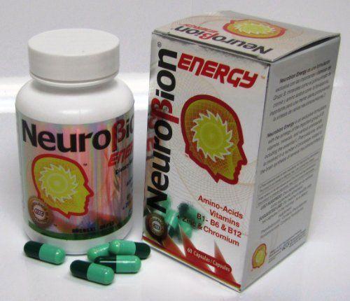 60 Caps Neurobion Energy Amino Acids Vitamin B1 B2 B6 B12 Increases Brain Alertness Stamina By Neurobion 10 9 Neurobion Vitamins For Energy Amino Acids