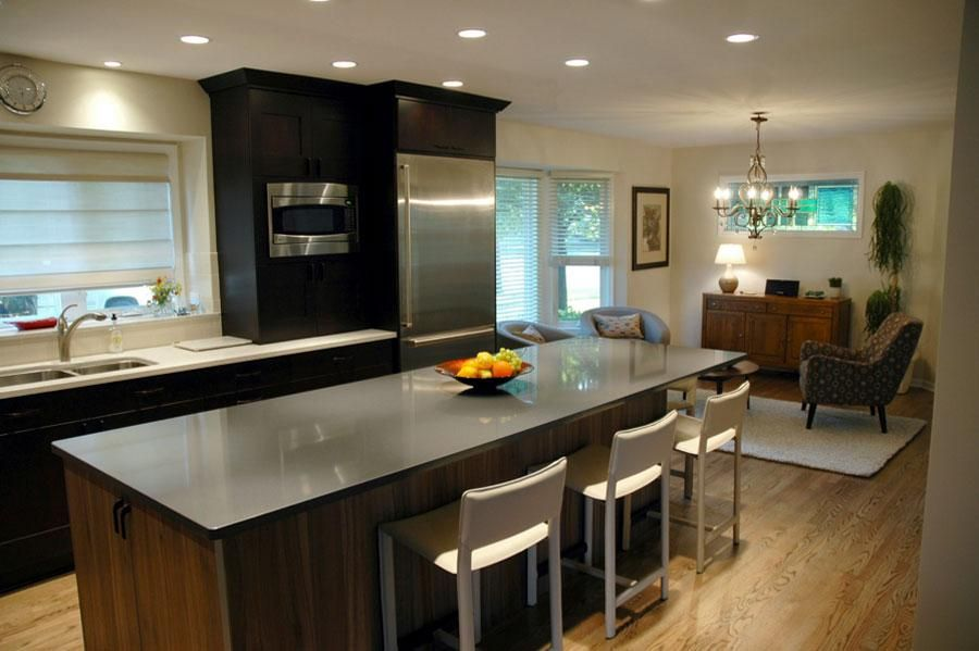 Behold The Most Famous Types Of Kitchen Designs And Layouts Fair The Best Kitchen Design Decorating Inspiration