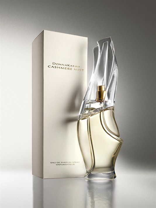 CASHMERE MIST--Donna KaranAn intensified Cashmere Mist - The sheer scent inspired by the feel of cashmere upon a woman's skin, this fragrance combines Moroccan jasmine, lily of the valley and bergamot with warm undertones of sandalwood, amber and musk.