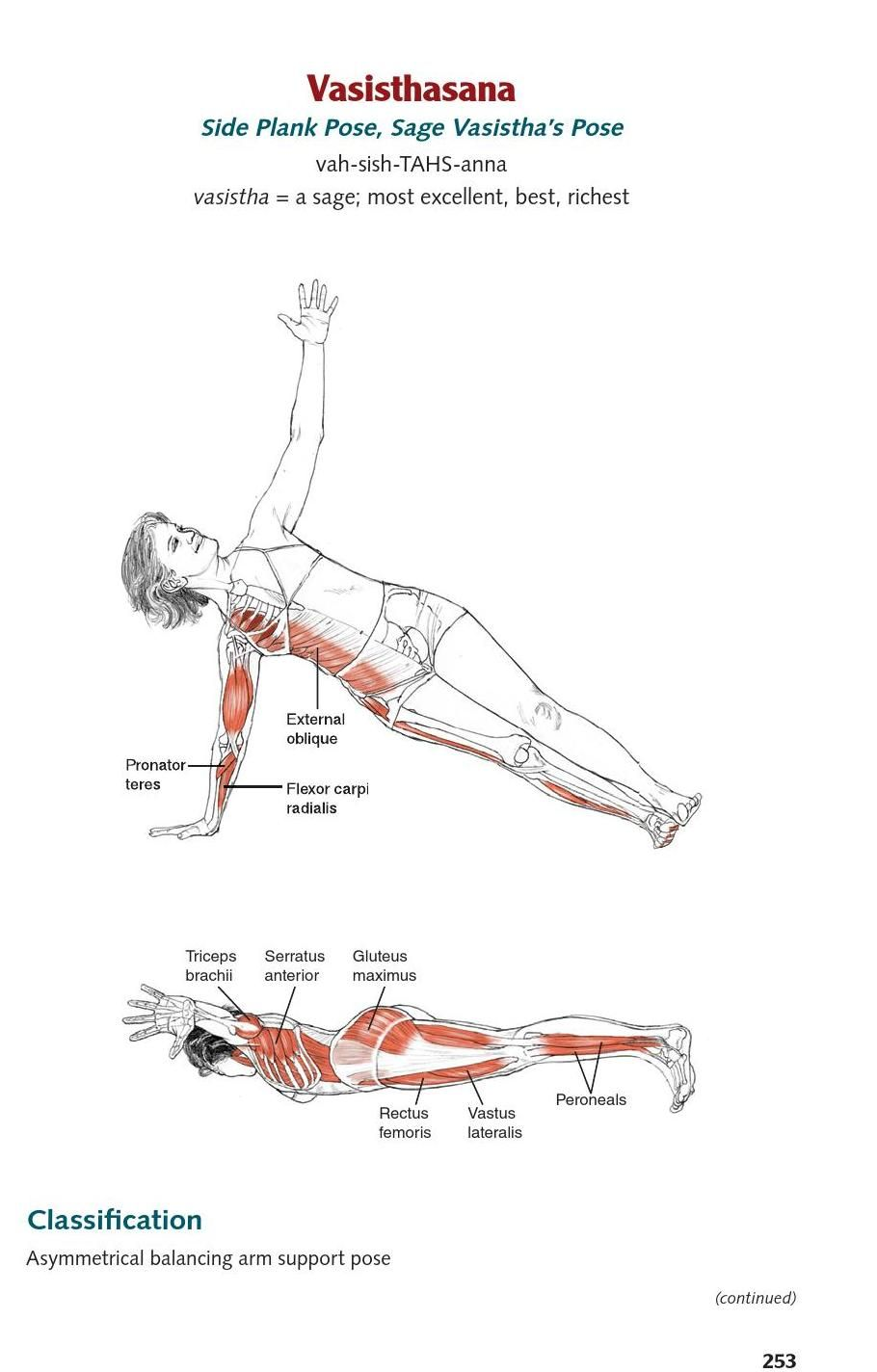 #ClippedOnIssuu from Yoga Anatomy extended ed. by Lesie ...