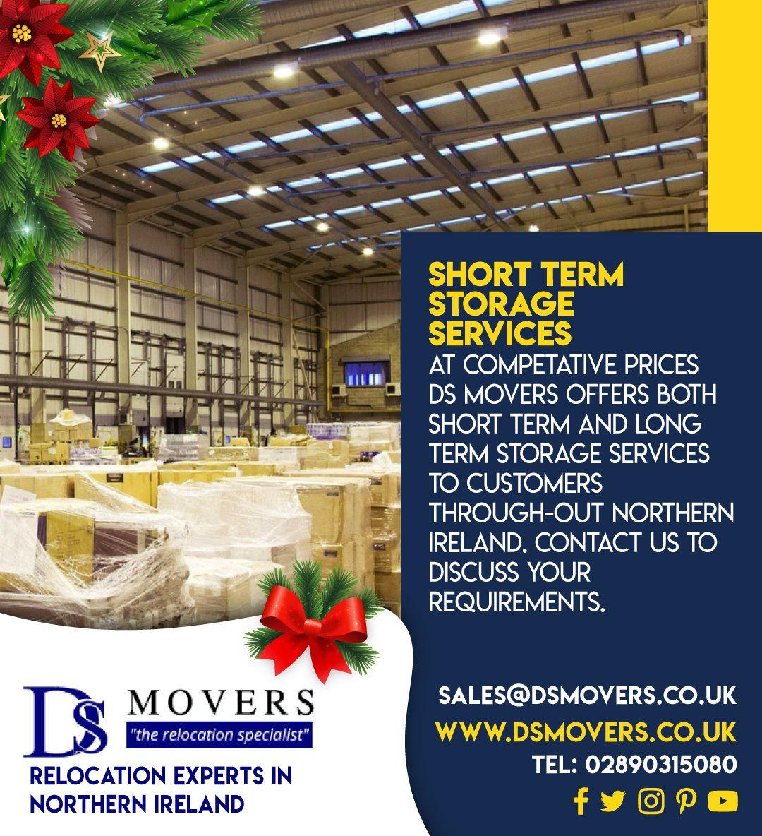 Ds Movers Are One Of The Industry S Leading Commercial Relocation