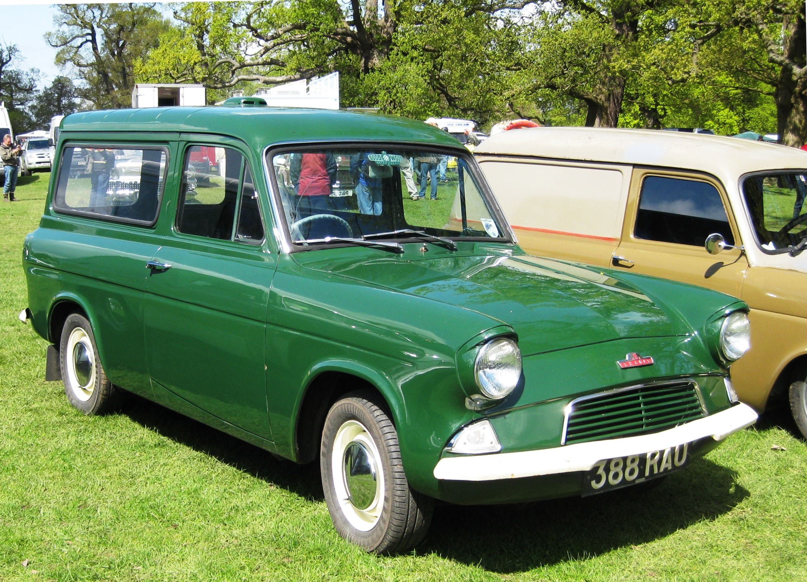 Ford anglia van google search