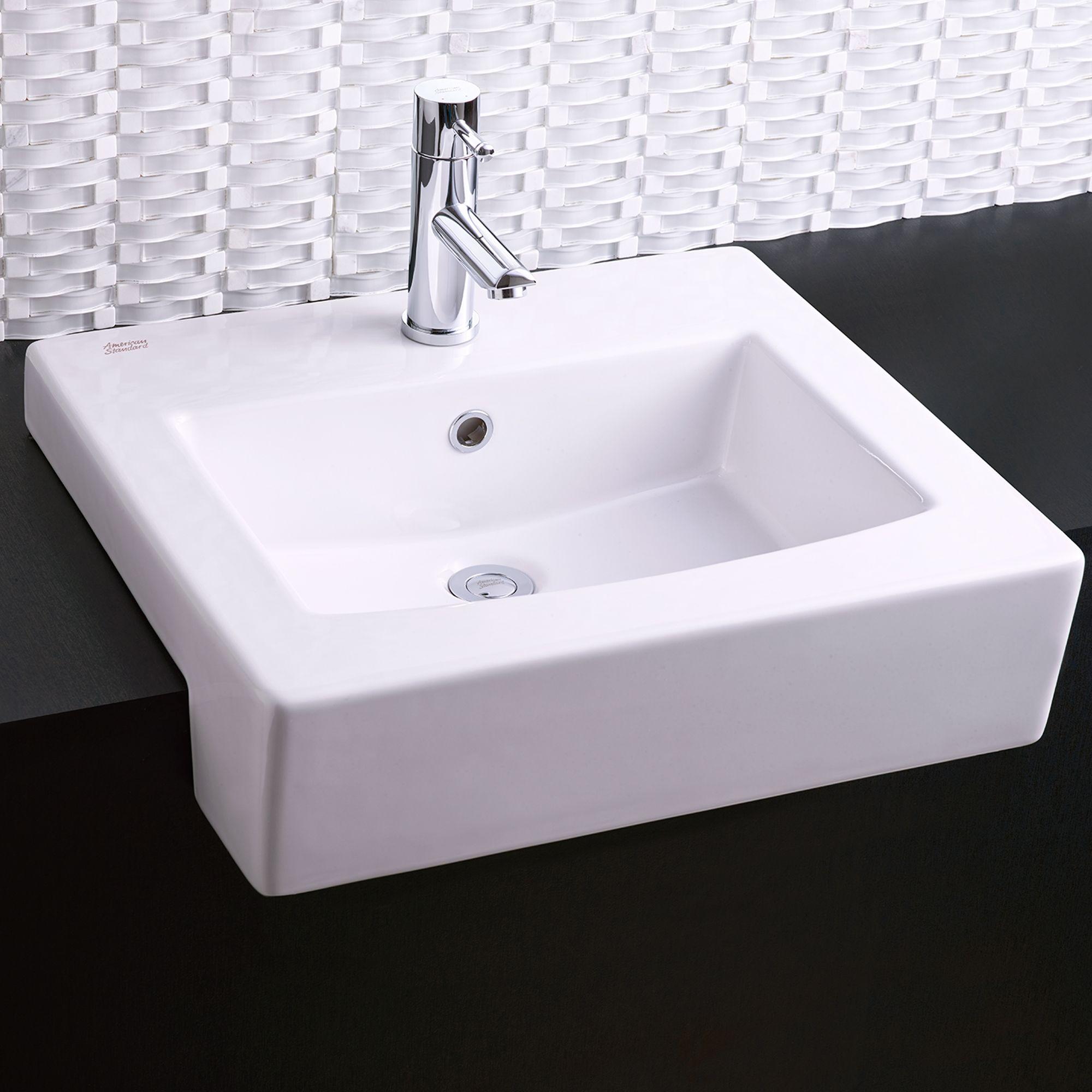 American Standard Rectangular Undermount Bathroom Sink Bathroom - American standard undermount bathroom sinks for bathroom decor ideas