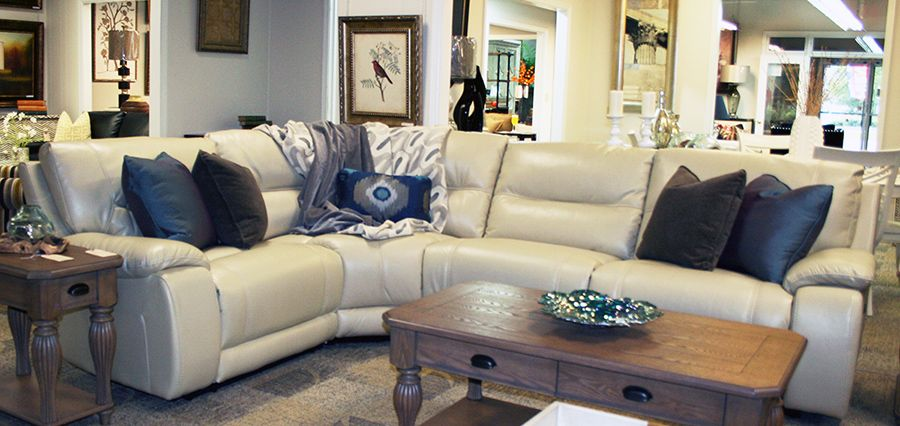 Superieur Leather Sectional From End Up Furniture In Greenville, SC