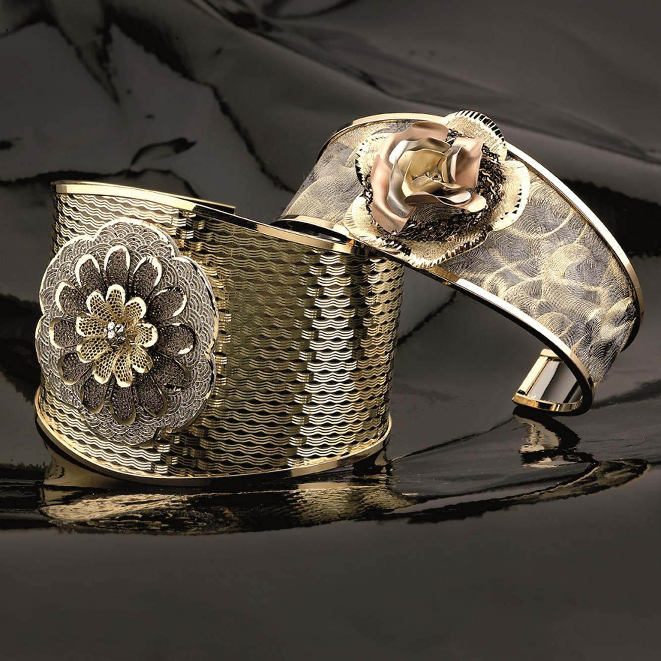 Jewelry News Network Italian Gold Jewelry the Focus of Arezzo