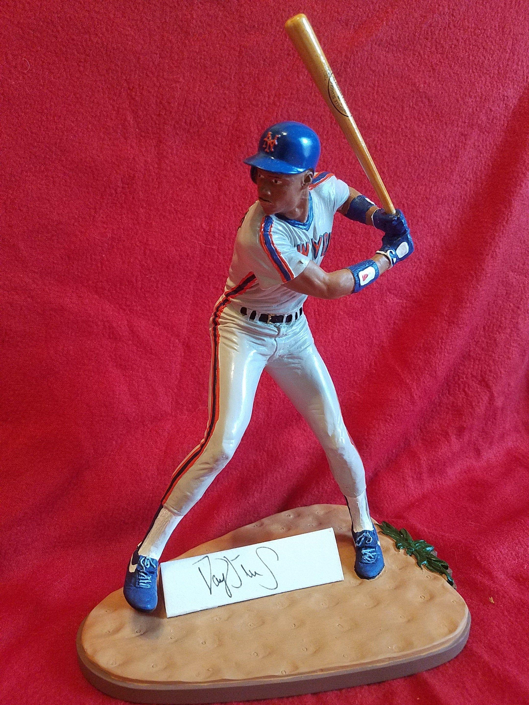 Ny Mets Darryl Strawberry Hand Singed Limited Edition Gartlan Etsy In 2020 Ny Mets Mets Darryl Strawberry