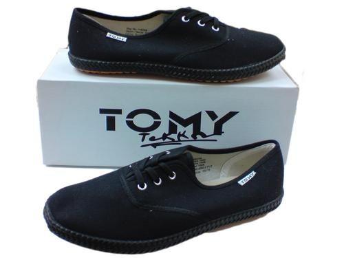 Tomy Takky Canvas Ladies Sizes 3 to 8