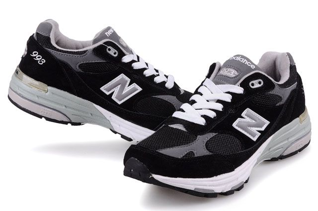 Explore New Balance Black, Athletic Shoes, and more! New Balance 993 Hommes Noir  Gris Blanc ...
