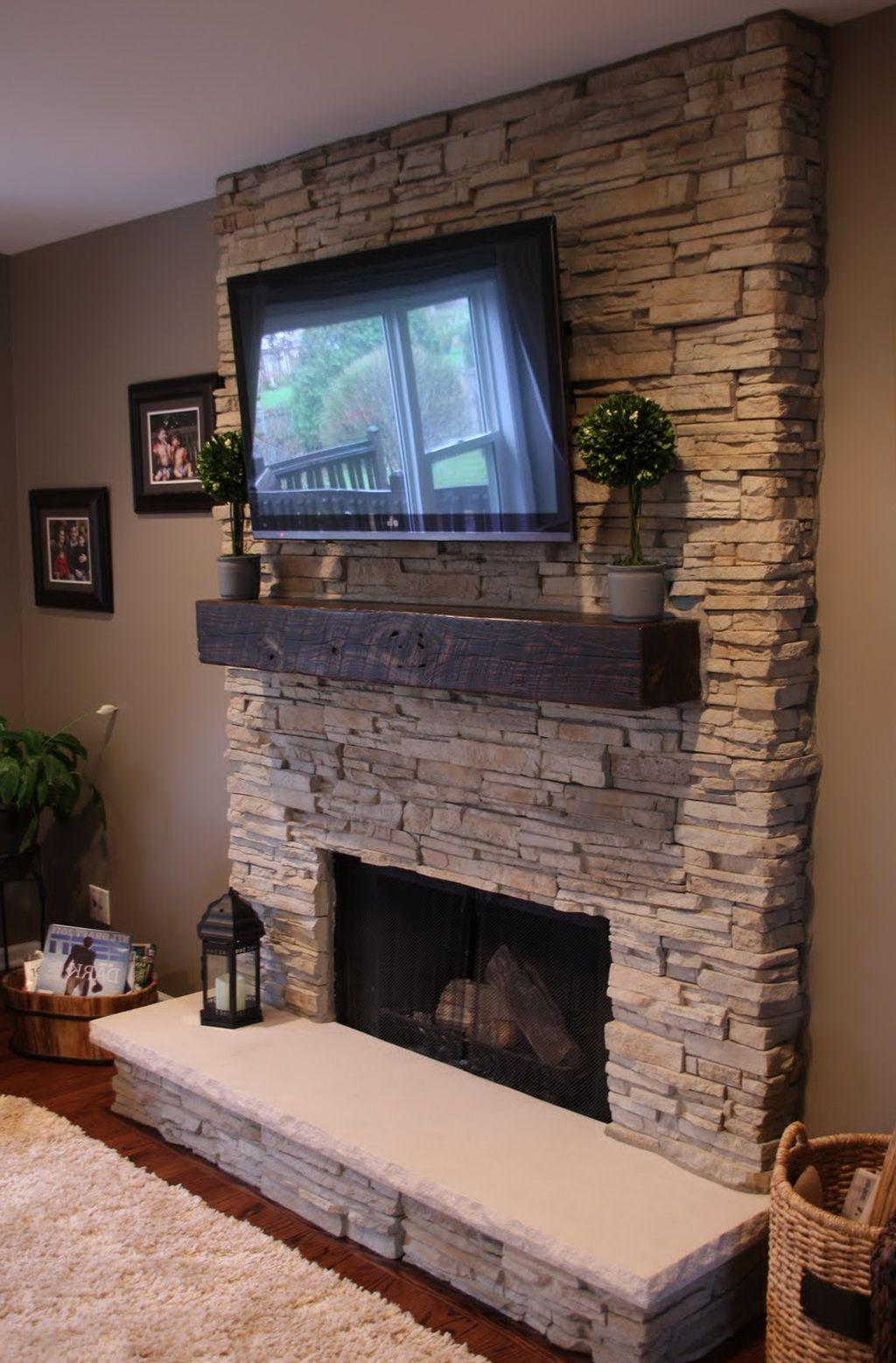 Mantel Fireplace Remodel Basement Fireplace Stone Fireplace
