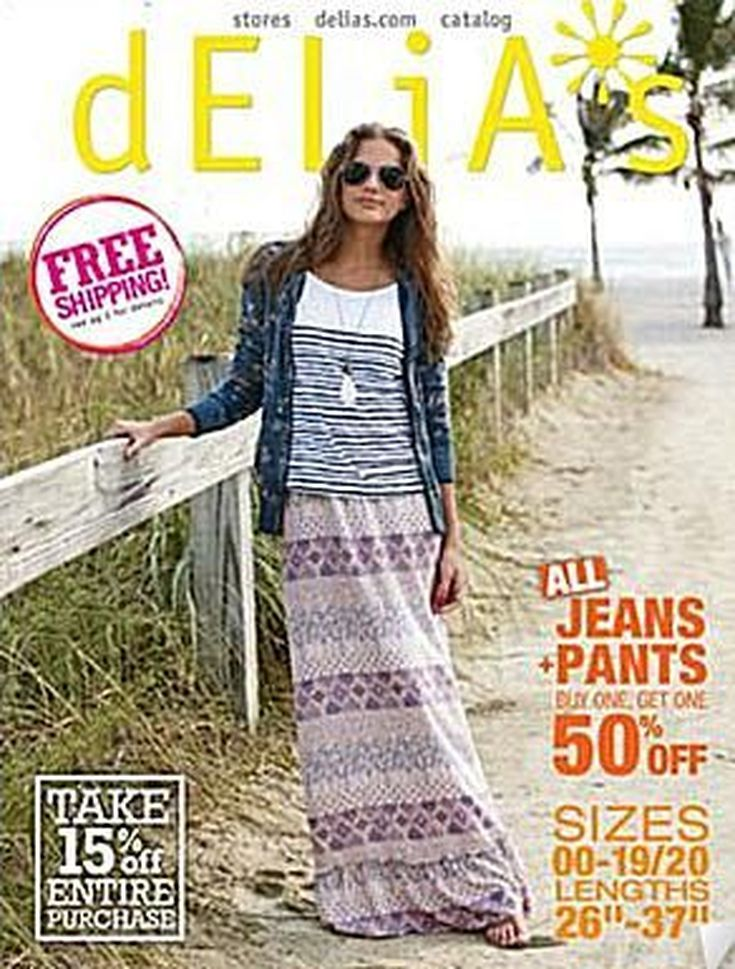 034256417def 29 Free Women s Clothing Catalogs  Delia s Women s Clothing Catalog