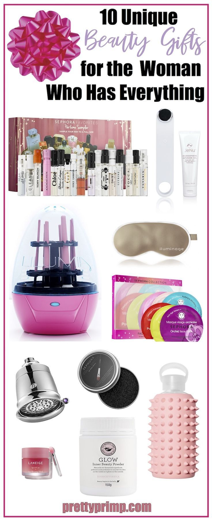 Unique Beauty Gifts for the Woman Who Has Everything | [ beauty ...