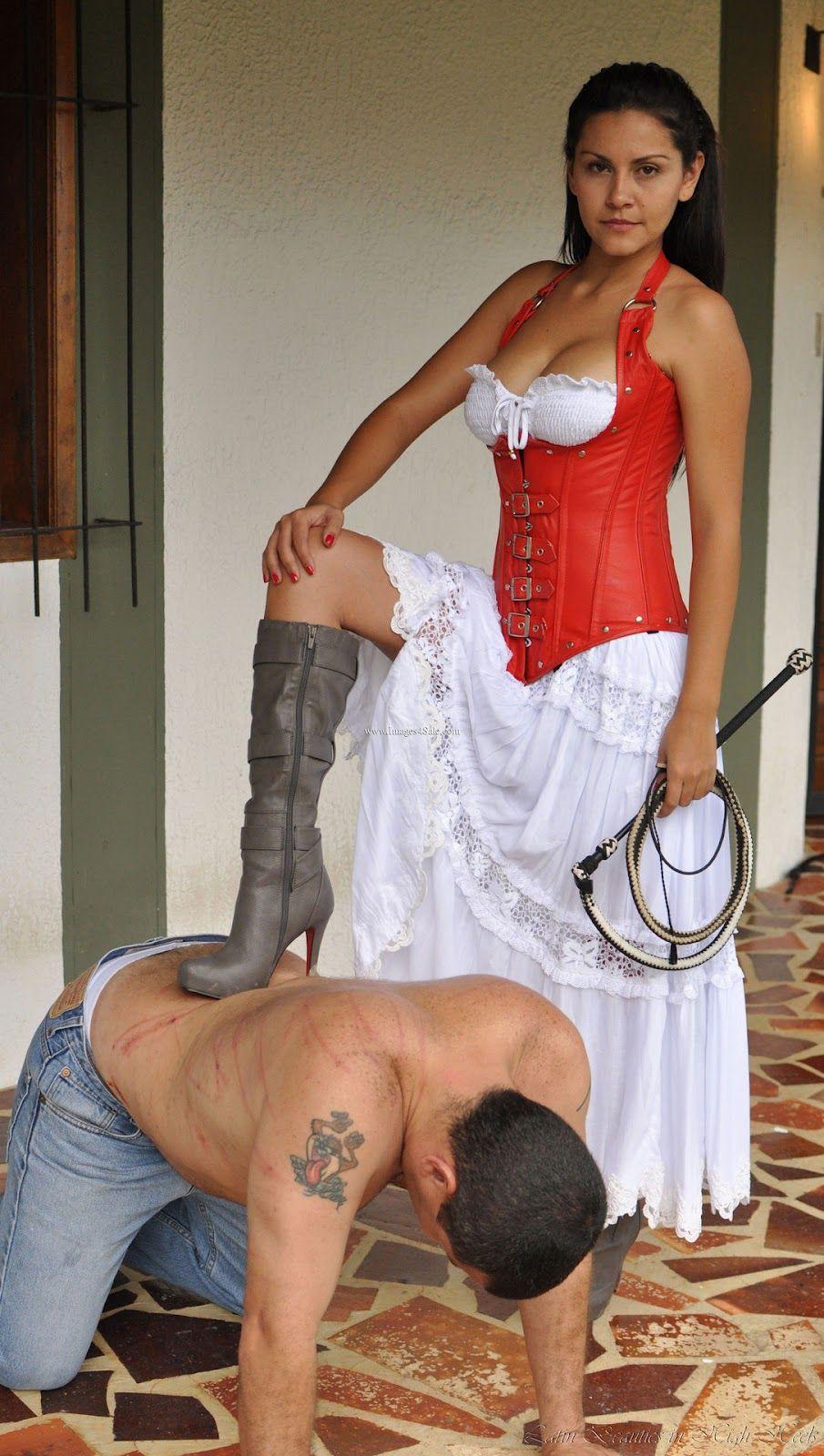Femdom wives photos