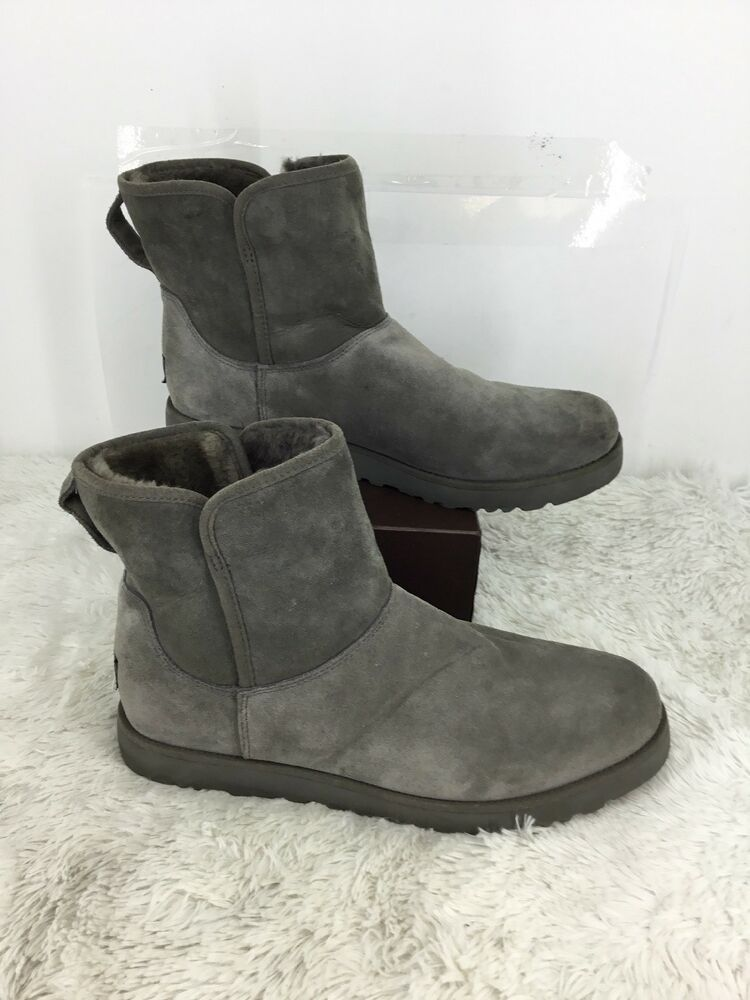 abf750e2ae Ugg Australia Womens Cory Boot In Grey Size 11???? #fashion #clothing #shoes  #accessories #womensshoes #boots (ebay link)