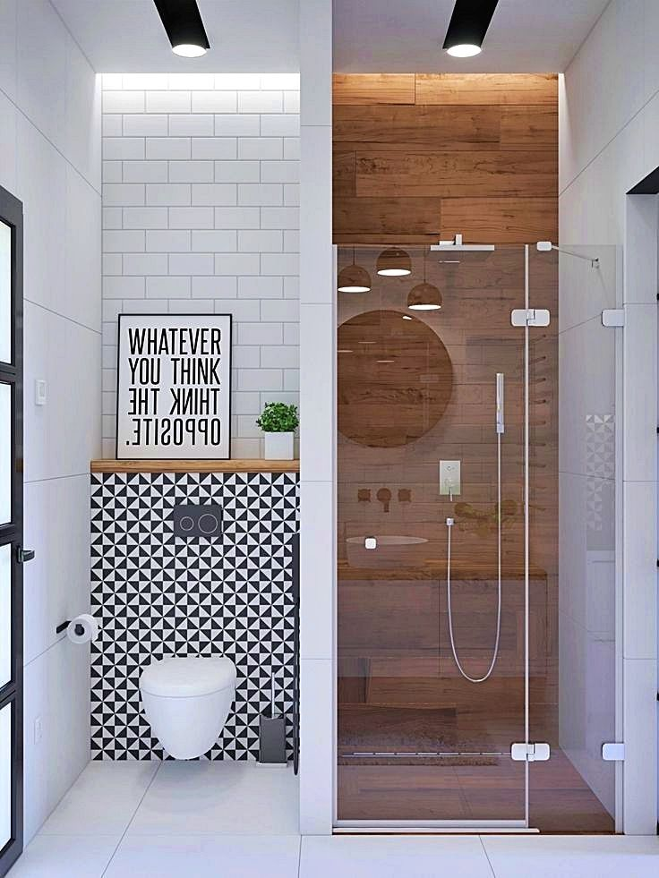 Make the bathroom theme consistent by