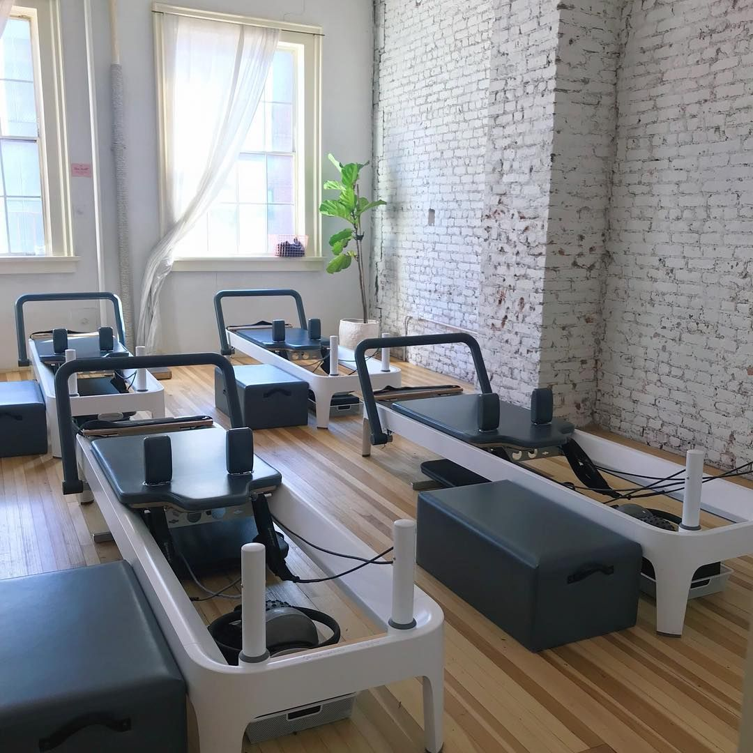 Ive been obsessed with pilates reformer classes since i