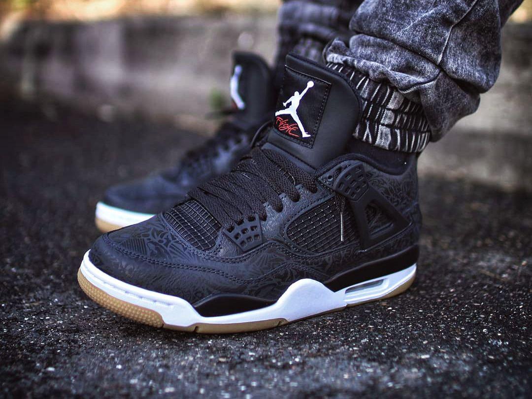 online store e0244 dee90 Nike Air Jordan 4 Black Laser - 2019 (by ki2nen)