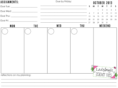 I  Homework This Year Our DailyWeekly Planner  Homework