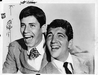 Jerry Lewis & Dean Martin, classic comedy...
