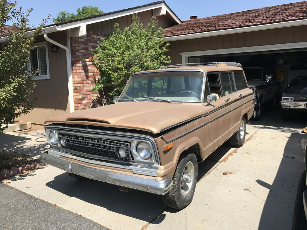 Pin By Russell Recka On Fs Jeeps In 2020 Jeep Jeep Wagoneer Suv