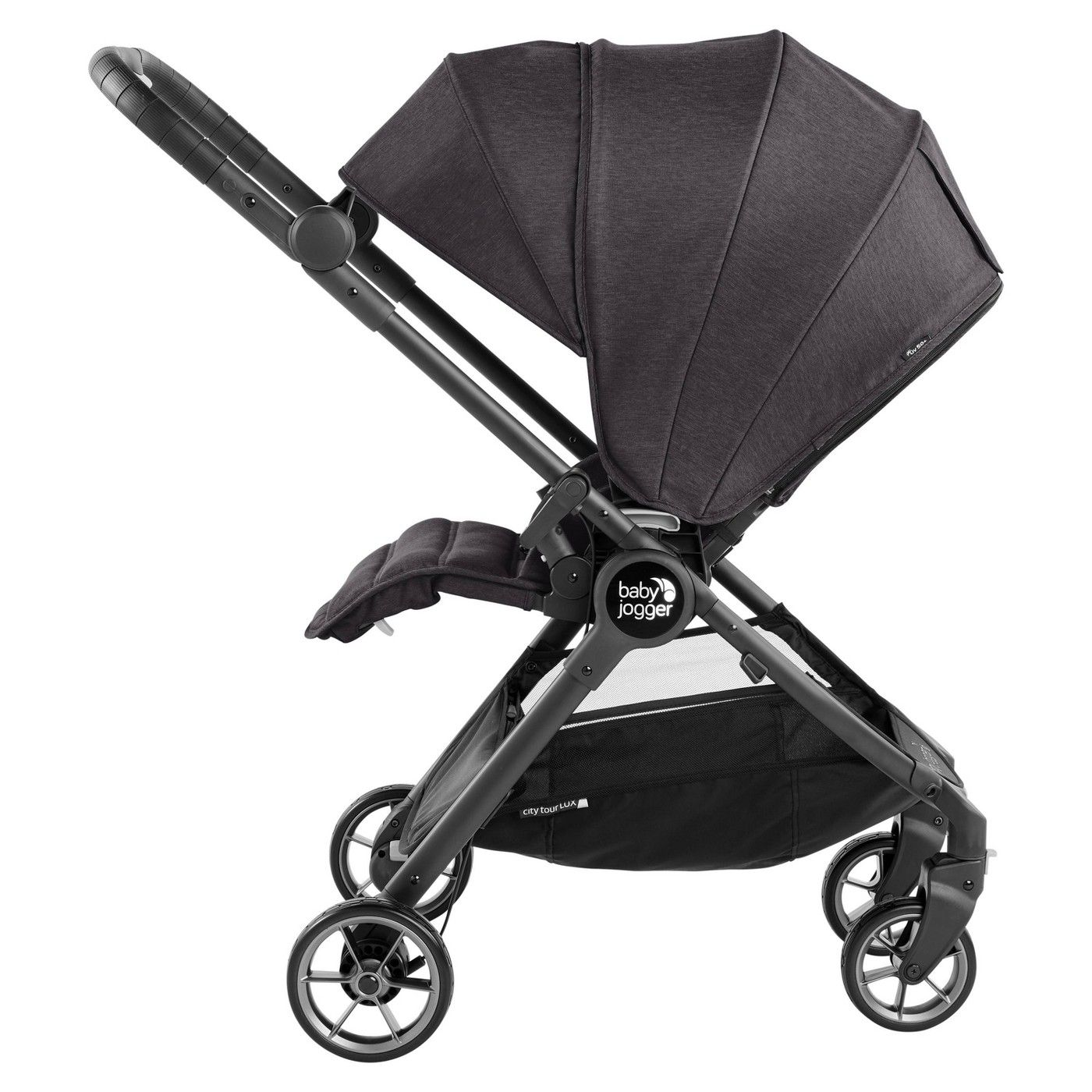 Baby Jogger City Tour Lux Stroller Granite Affiliate