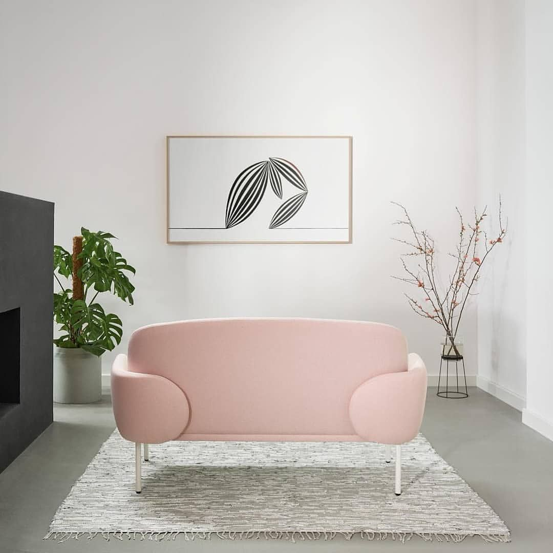 Meet Your New Favourite The Dost Sofa From Puikdesign Designed By Rianne Koens It Comes In Loads Of Colours Making It Perfect For Any Furniture Pink Furniture Sofa