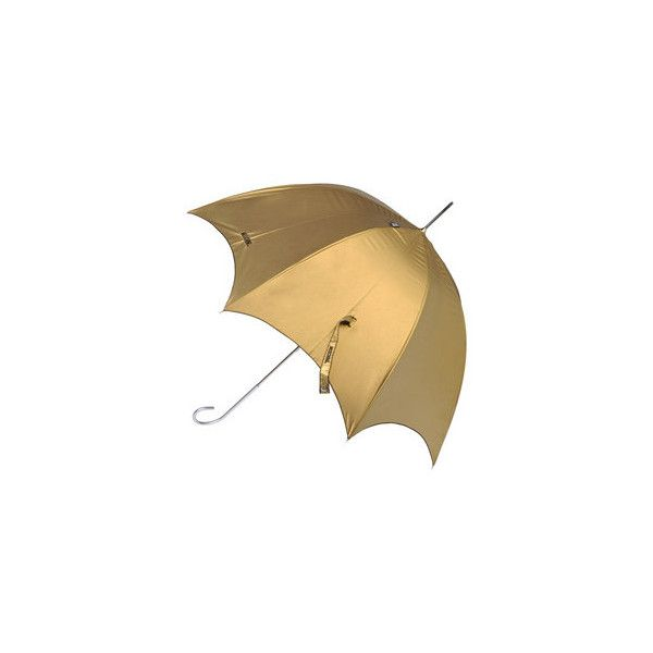 Umbrella Women (1 025 UAH) ❤ liked on Polyvore featuring accessories, umbrellas, umbrella, gold, backgrounds, fillers, women, logo umbrellas, moschino umbrella y gold umbrella