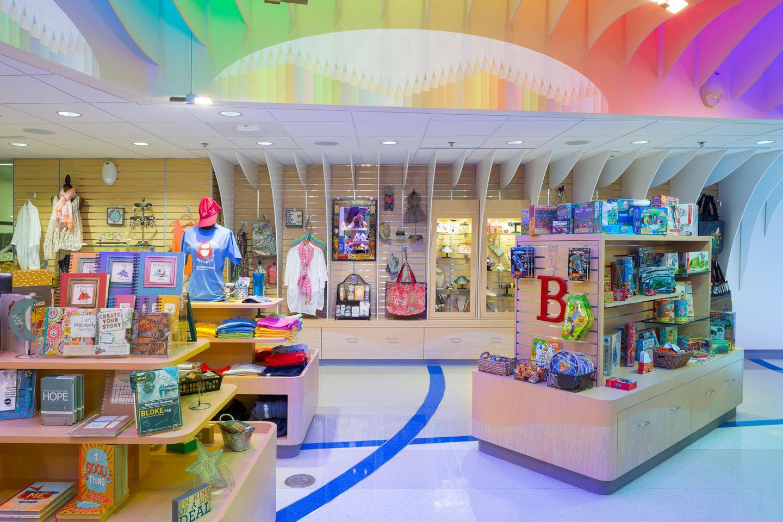 Childrens mercy hospital gift shop remodel hmn