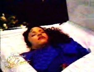 Aaliyah Funeral Open Casket :..... (