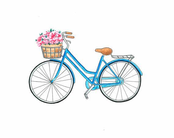 Instant Download Bicycle Art Bicycle Print Bicycle Wall Art Bicycle Poster Vintage Bicycle Art Bicyc Bicycle Illustration Vintage Bicycle Art Bicycle Art