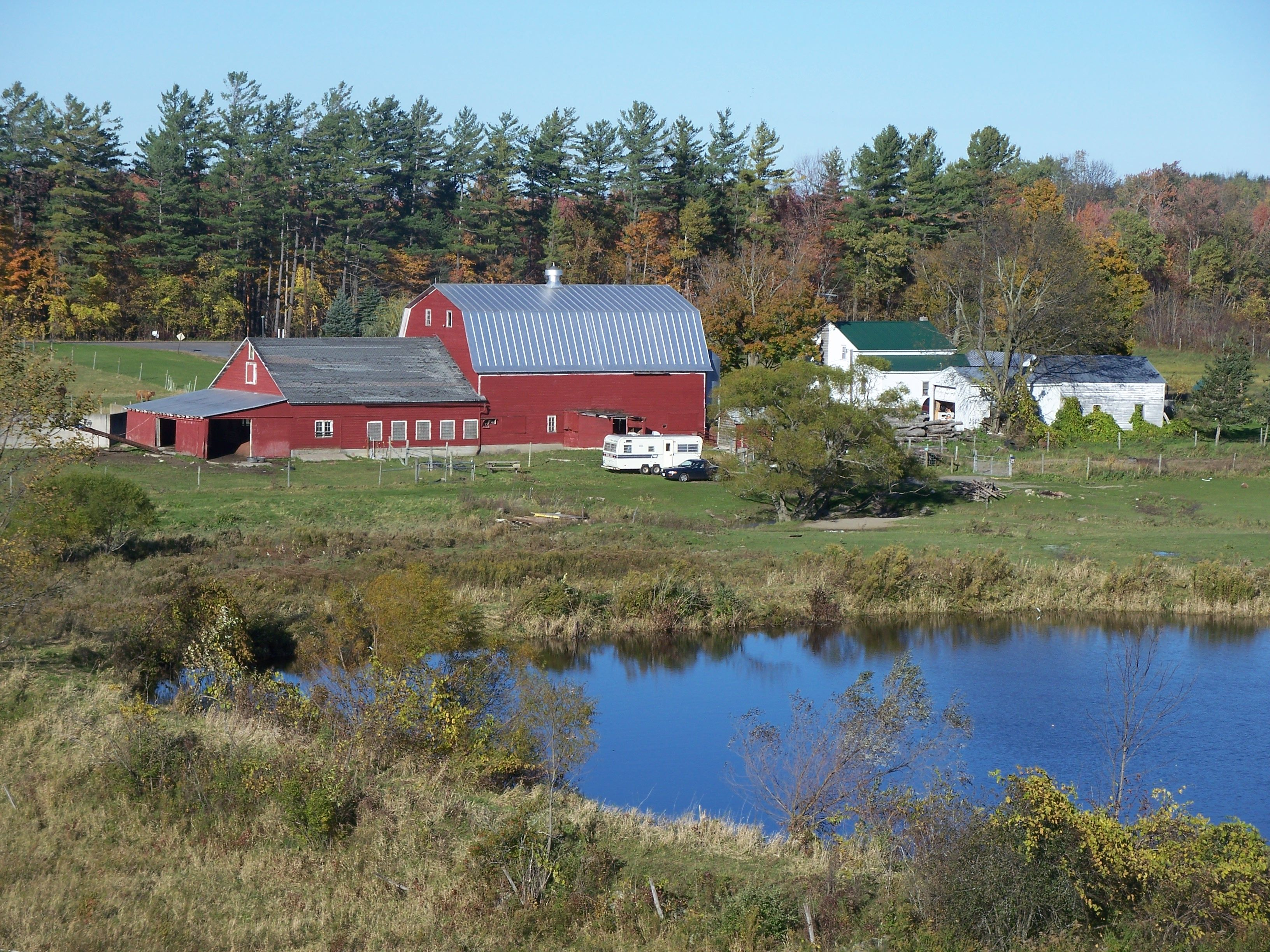 56 acres in Montgomery County, New York Acre, Land for