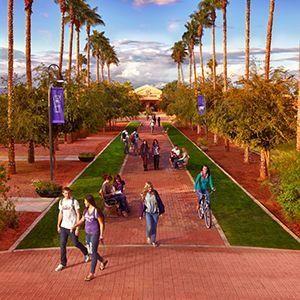 Grand Canyon University Campus Promenade Grand Canyon