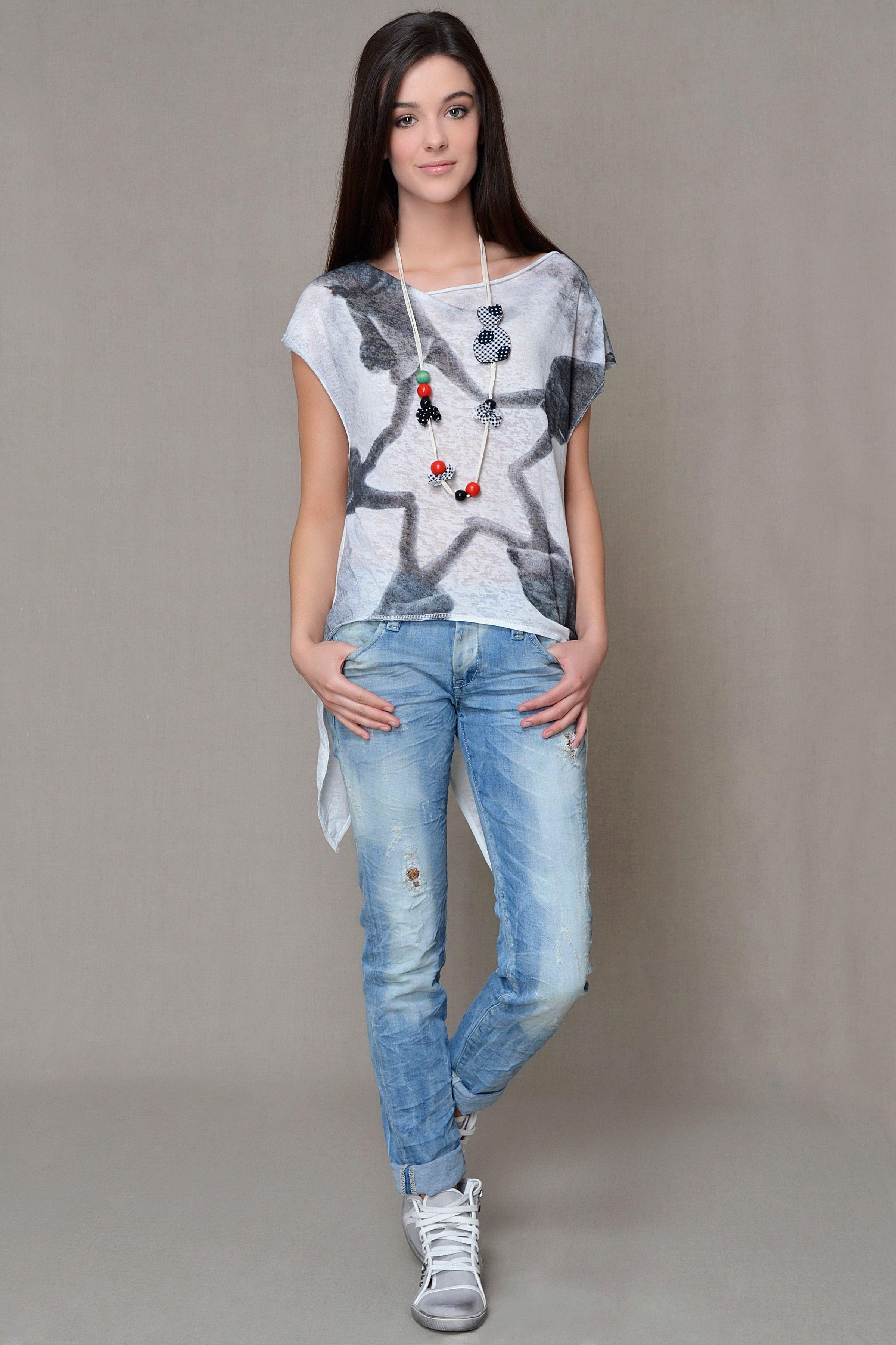 175fbe1984c ΜΠΛΟΥΖΑ ECLIPSE attrattivo | store.attrattivo.gr | wlist | Mom jeans ...