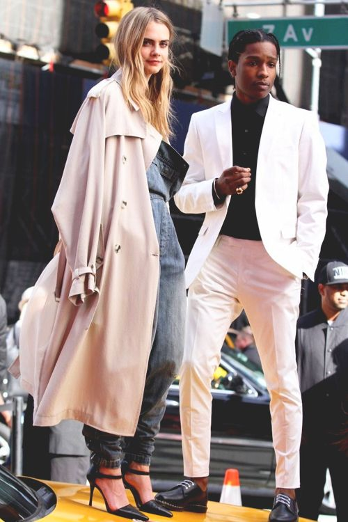 Est ASAP Rocky Dating Cara Delevingne