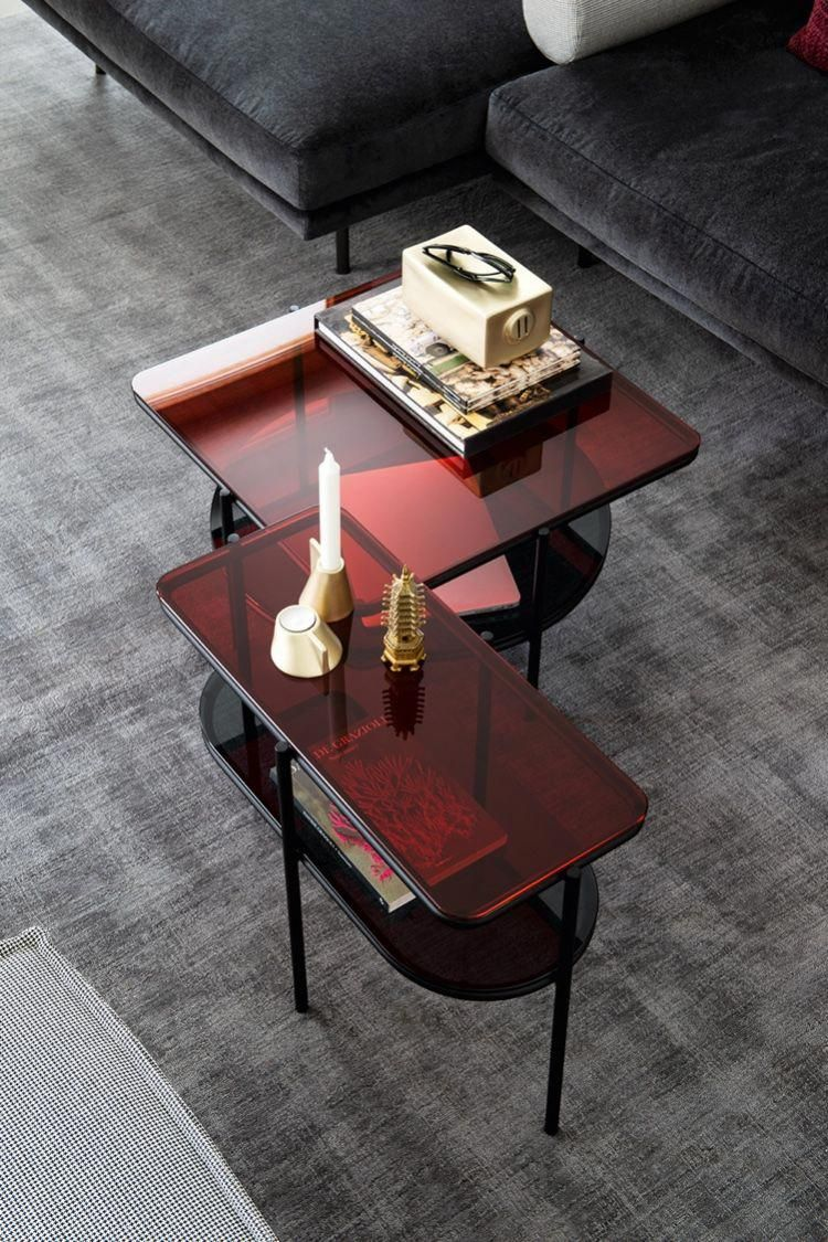 Discount Furniture Outlet Coffee Table Center Table Decor Low Glass Coffee Table [ 1125 x 750 Pixel ]