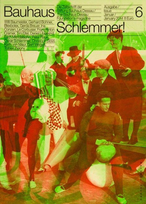 Bauhaus 6 Design By Cyan Berlin Plakater
