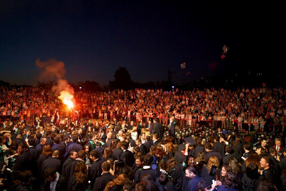 BİLGİ Mezuniyet Töreni 2012